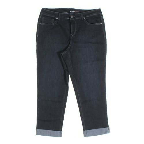 Style & Co Capri Pants in size 10 at up to 95% Off - Swap.com