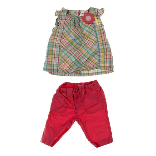 Old Navy Capri Pants & Tunic Set in size 12 mo at up to 95% Off - Swap.com