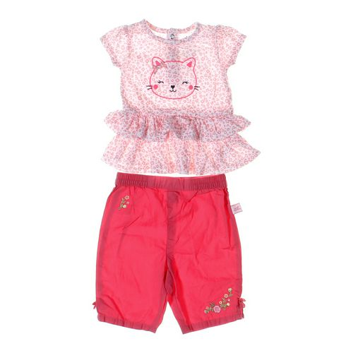 Small Wonders Capri Pants & Tunic Set in size 6 mo at up to 95% Off - Swap.com
