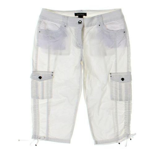 White House Black Market Capri Pants in size 4 at up to 95% Off - Swap.com