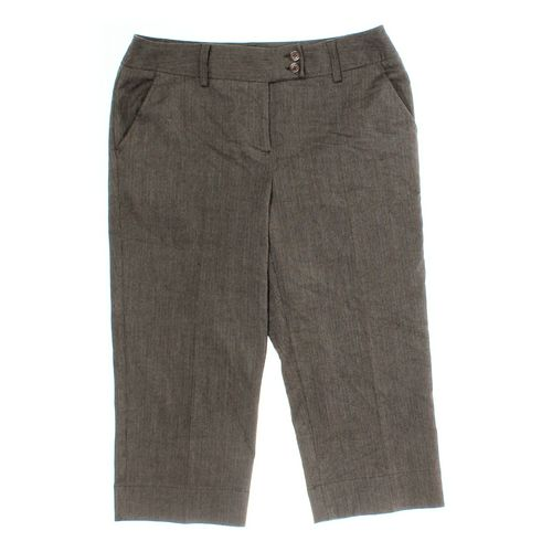 Worthington Capri Pants in size 10 at up to 95% Off - Swap.com