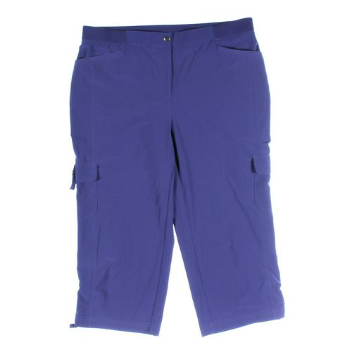 Zenergy Capri Pants in size L at up to 95% Off - Swap.com