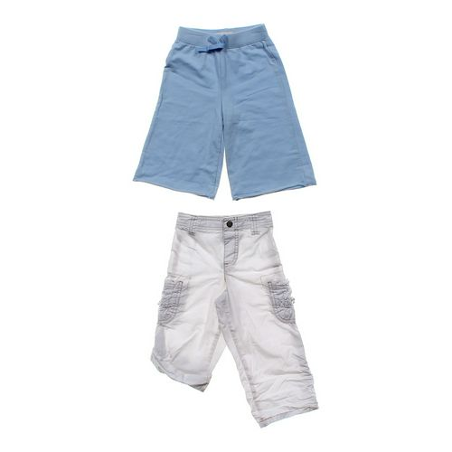 Green Cotton Capris & Pants Set in size 24 mo at up to 95% Off - Swap.com