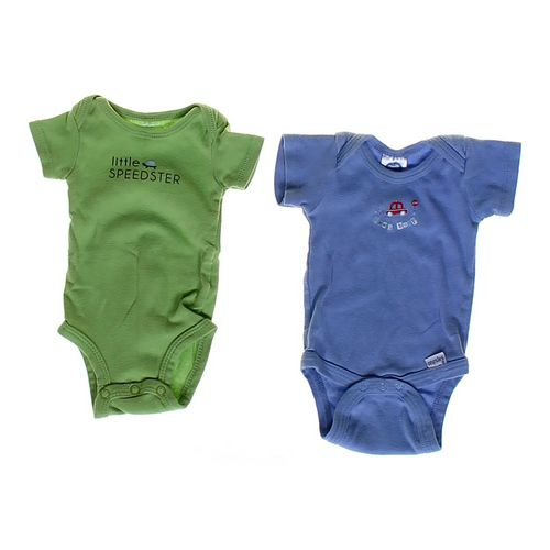 Carter's Car Themed Bodysuits Set in size NB at up to 95% Off - Swap.com