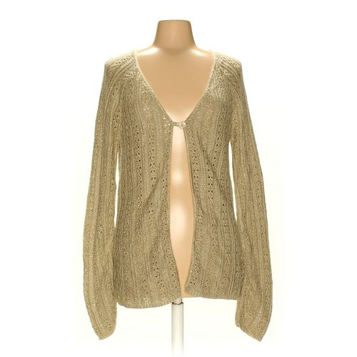 August Silk Cardigan in size L at up to 95% Off - Swap.com