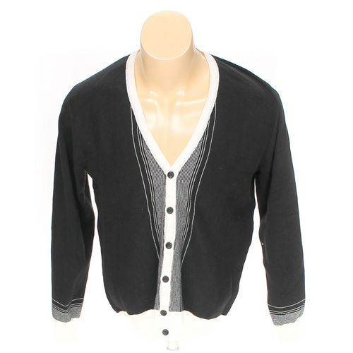 Black Brown 1826 Cardigan in size M at up to 95% Off - Swap.com