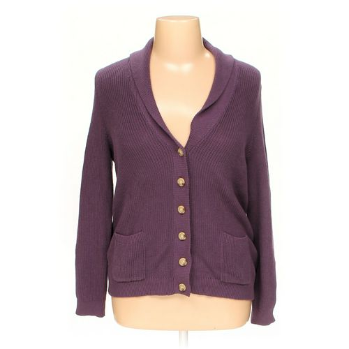 Chaps Cardigan in size 1X at up to 95% Off - Swap.com
