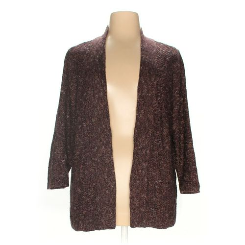 CJ Banks Cardigan in size 1X at up to 95% Off - Swap.com