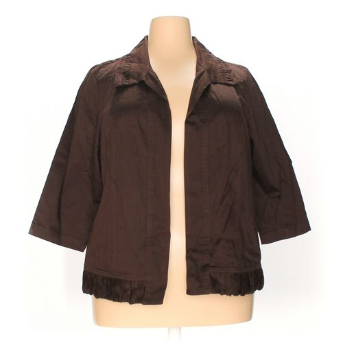 CJ Banks Cardigan in size 2X at up to 95% Off - Swap.com