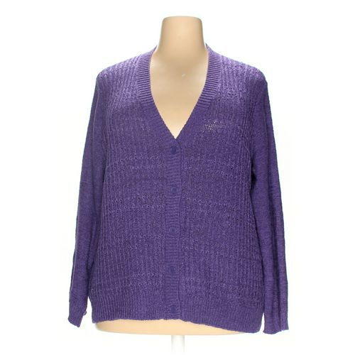 Coldwater Creek Cardigan in size 2X at up to 95% Off - Swap.com
