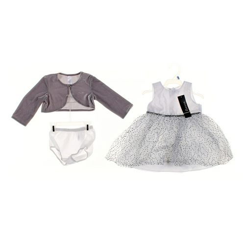 GEORGE Cardigan & Dress Set in size 24 mo at up to 95% Off - Swap.com