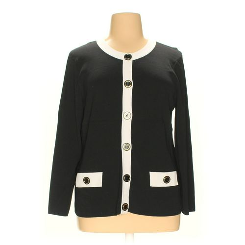 dressbarn Cardigan in size 1X at up to 95% Off - Swap.com