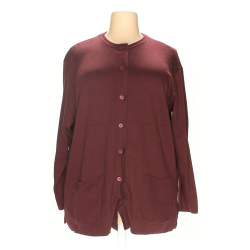 Elisabeth by Liz Claiborne Cardigan in size 2X at up to 95% Off - Swap.com
