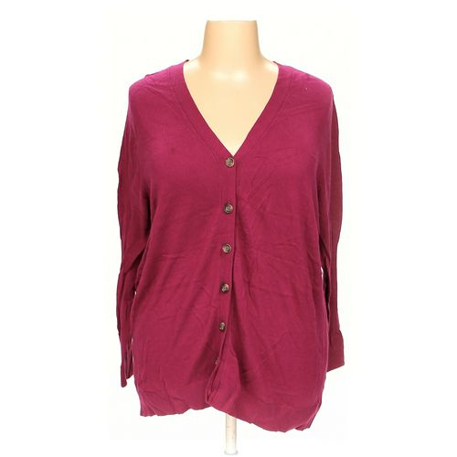 Faded Glory Cardigan in size 22 at up to 95% Off - Swap.com