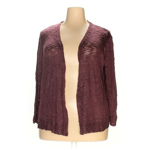 Faded Glory Cardigan in size 26 at up to 95% Off - Swap.com