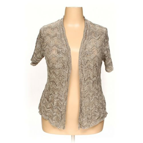 Faded Glory Cardigan in size 2X at up to 95% Off - Swap.com