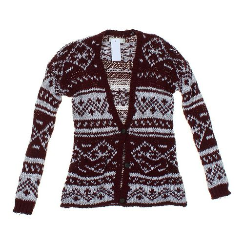 Abercrombie Cardigan in size JR 7 at up to 95% Off - Swap.com