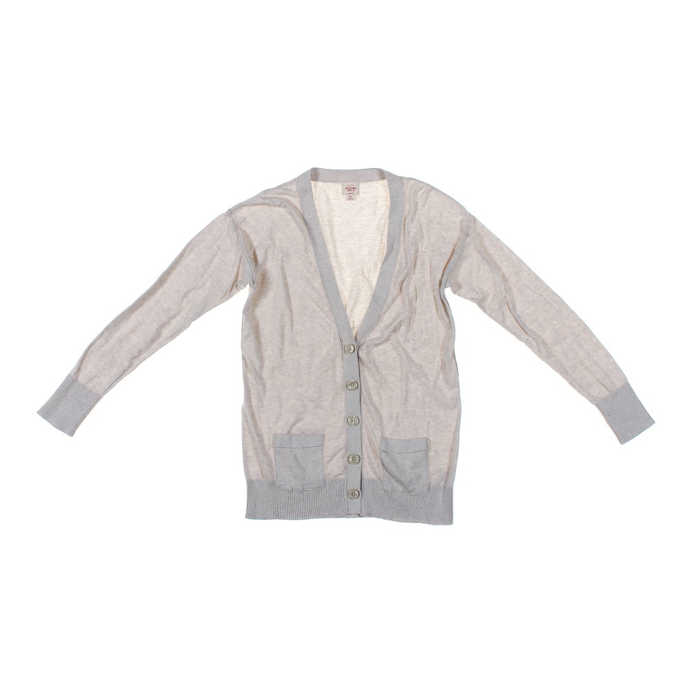 aacc19c03d3e68 Mossimo Supply Co. Cardigan in size JR 11 at up to 95% Off -