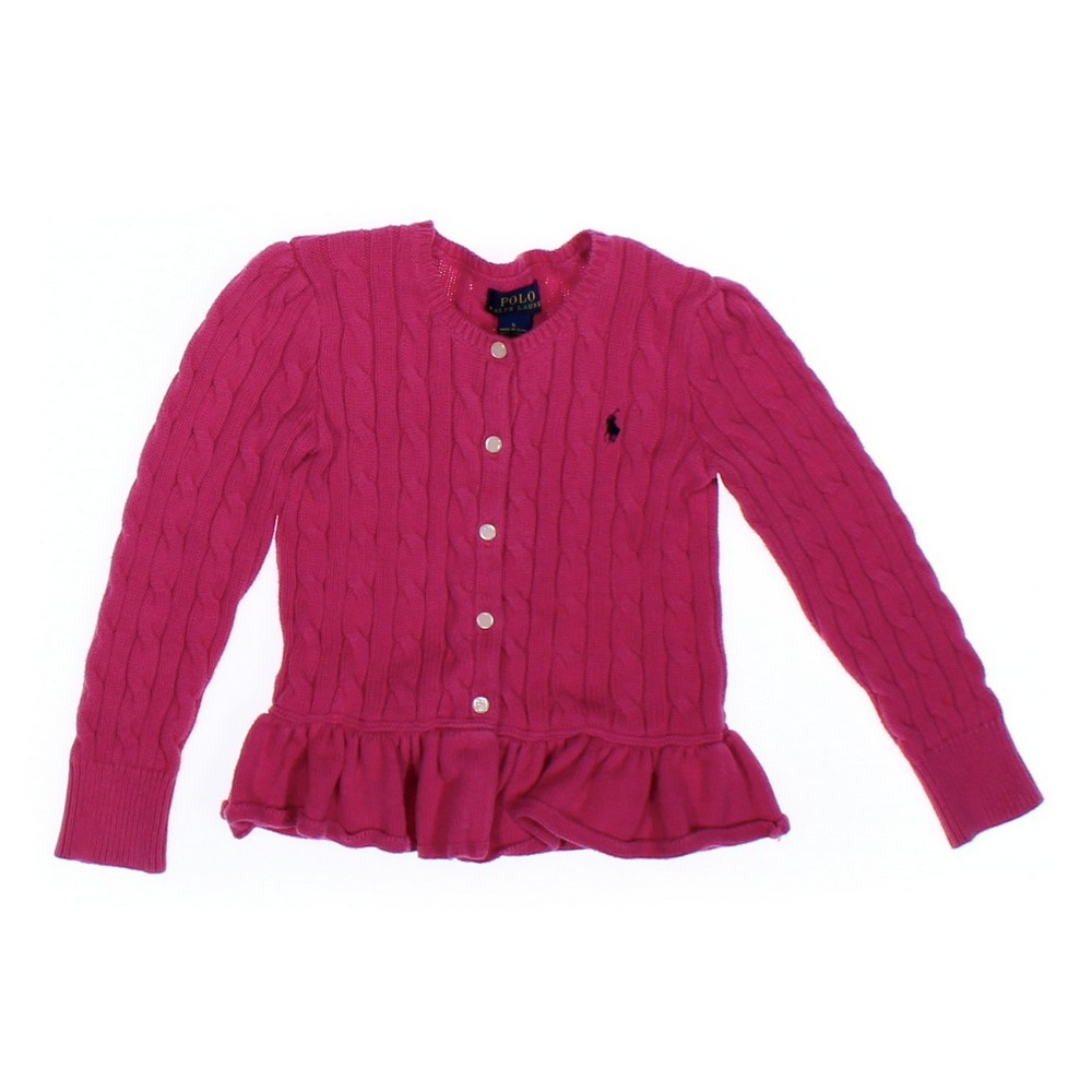 7f0603f9c Polo Ralph Lauren Cardigan in size 5/5T at up to 95% Off -