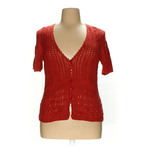Geoffrey Beene Cardigan in size XL at up to 95% Off - Swap.com