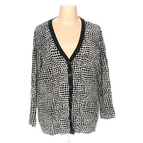 Isaac Mizrahi Live! Cardigan in size 3X at up to 95% Off - Swap.com