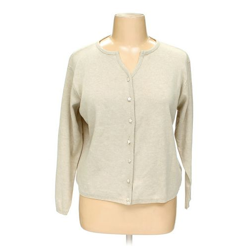 Kathy Ireland Cardigan in size XL at up to 95% Off - Swap.com