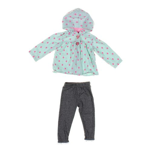Carter's Cardigan & Leggings Set in size 18 mo at up to 95% Off - Swap.com