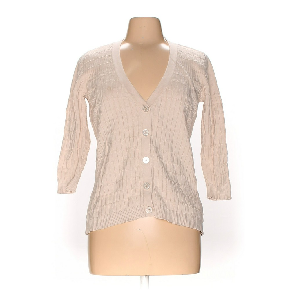 894818cde3 Liz Claiborne Cardigan in size M at up to 95% Off - Swap.com