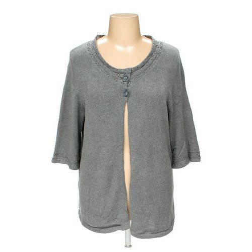 Liz & Me Cardigan in size 16 at up to 95% Off - Swap.com