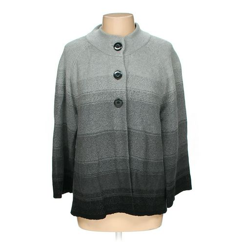 M Collection Cardigan in size L at up to 95% Off - Swap.com