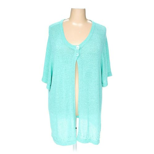 Maggie Barnes Cardigan in size 4X at up to 95% Off - Swap.com