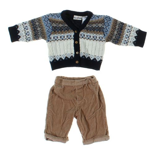 B.T. Kids Cardigan & Pants Set in size 3 mo at up to 95% Off - Swap.com