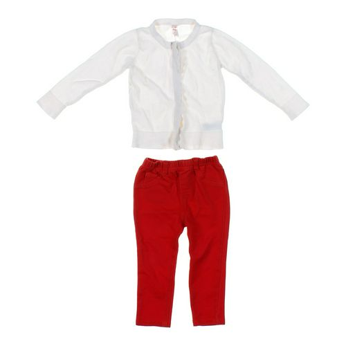Cherokee Cardigan & Pants Set in size 2/2T at up to 95% Off - Swap.com