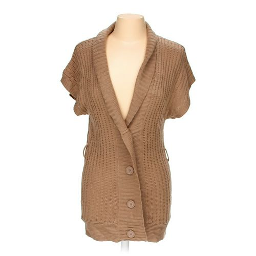 Planet Gold Cardigan in size M at up to 95% Off - Swap.com
