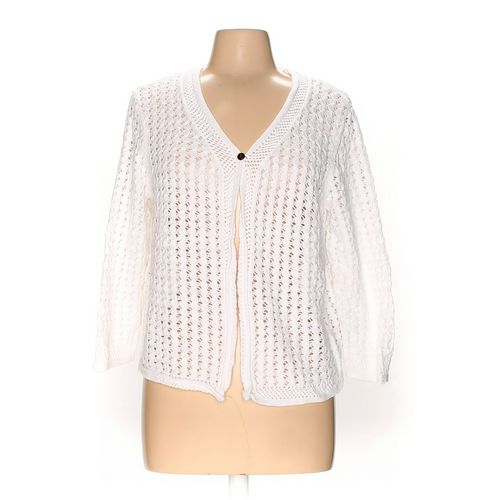 Sag Harbor Cardigan in size L at up to 95% Off - Swap.com
