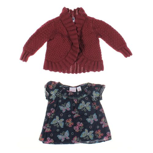 babyGap Cardigan & Shirt Set in size 12 mo at up to 95% Off - Swap.com