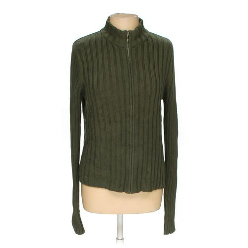 St. John's Bay Cardigan in size L at up to 95% Off - Swap.com