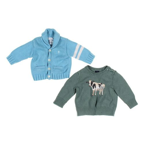Ralph Lauren Cardigan & Sweater Set in size 6 mo at up to 95% Off - Swap.com
