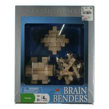 Cardinal Brain Benders - Style 2 Puzzle for Sale on Swap.com