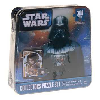 Cardinal Games Star Wars - Collector Puzzle Tin Puzzle for Sale on Swap.com