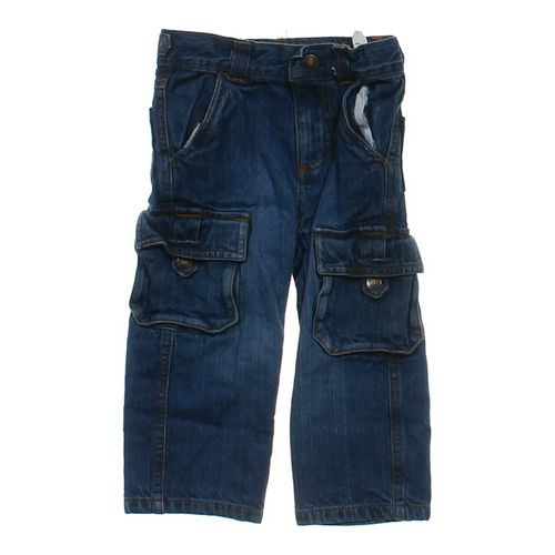 WonderKids Cargo Jeans in size 2/2T at up to 95% Off - Swap.com