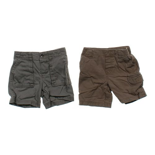 Cherokee Cargo Shorts Set in size 18 mo at up to 95% Off - Swap.com