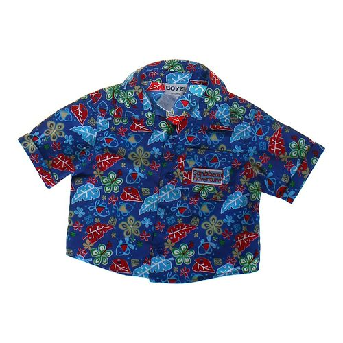 "Boyz Wear ""Caribbean Adventure"" Shirt in size 18 mo at up to 95% Off - Swap.com"