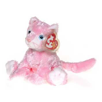Carnation The Cat Beanie Baby for Sale on Swap.com