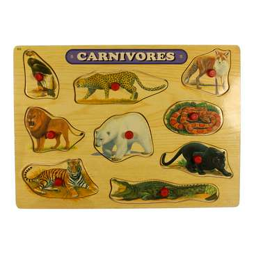 Carnivores Puzzle for Sale on Swap.com