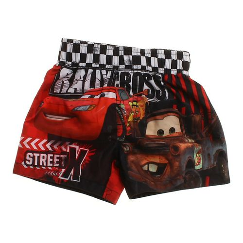 """Disney """"Cars"""" Swim Shorts in size 12 mo at up to 95% Off - Swap.com"""