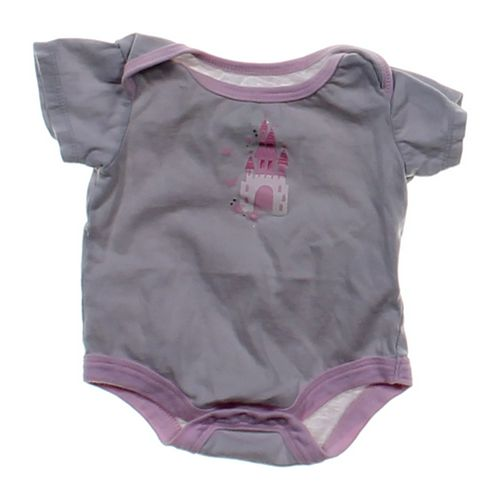 Disney Castle Bodysuit in size NB at up to 95% Off - Swap.com