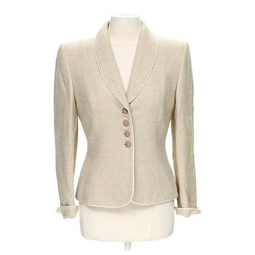 Tahari Casual Blazer in size 6 at up to 95% Off - Swap.com