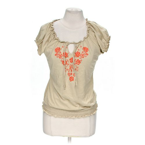 Mix & Co Casual Blouse in size M at up to 95% Off - Swap.com