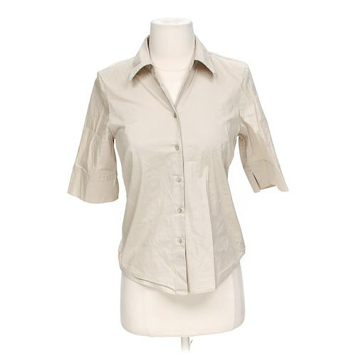 Mossimo Supply Co. Casual Blouse in size S at up to 95% Off - Swap.com